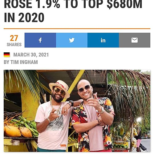 🚨 Massive congrats to #shaggy ,#conkarah and the entire team 👏🏻 Repost• @direalshaggy Enough said!!! Big up @conkarah ...